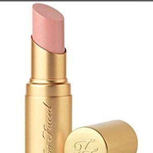 """Too Faced lipstick baby """"naked dolly"""""""